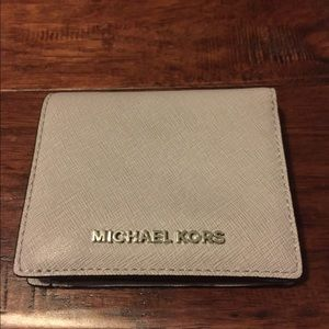 Michael Kors Fold Over Wallet